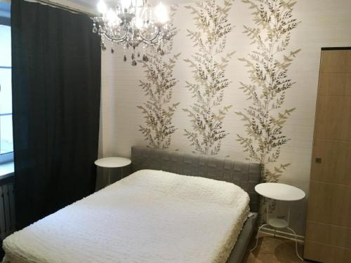 Ванная комната в Апартаменты на улице 1-ая Дубровская