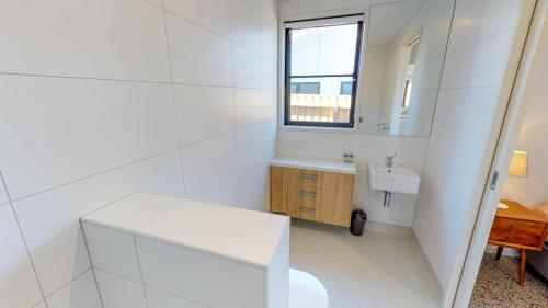 A bathroom at Luxury Accessible Homes