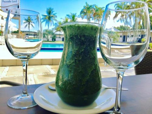 Drinks at Hotel Pousada Lord
