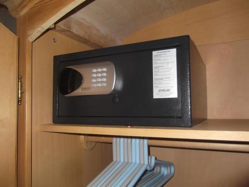 TV/Unterhaltungsangebot in der Unterkunft Schwarzwald-Gasthof Hirsch