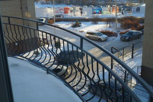 Балкон или терраса в Гостевой дом А-сьют