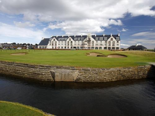 Carnoustie Golf Hotel 'A Bespoke Hotel�