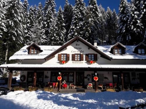 Hotel Cant del Gal durante l'inverno