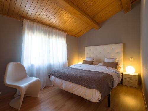 Cama o camas de una habitación en El Despertar