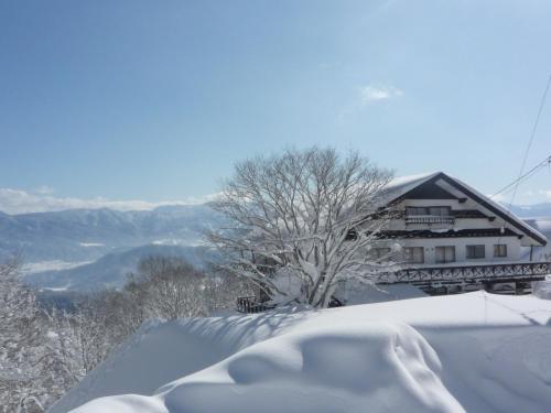 Fujio Pension Madarao during the winter