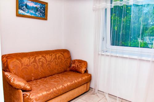Гостиная зона в House in Lahta