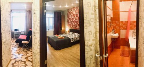 Ванная комната в #PiterApart
