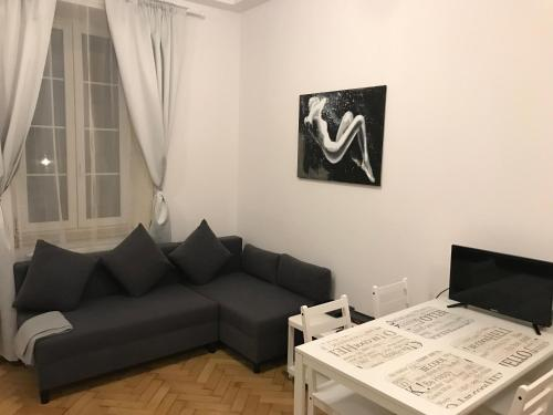 Posedenie v ubytovaní Kazimierz Poland Apartments