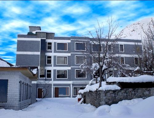 TIH Hotel The Kargil during the winter