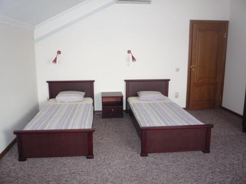 Markiz Hotelにあるベッド
