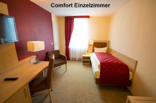 TV/Unterhaltungsangebot in der Unterkunft Hotel & Restaurant Wiggers