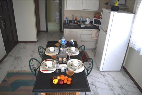 مطعم أو مكان آخر لتناول الطعام في The Mo Place El Montaza