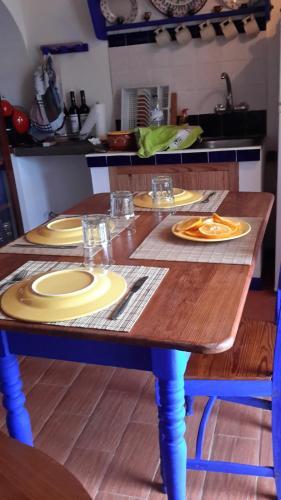 Um restaurante ou outro lugar para comer em Casa da Fajãzinha