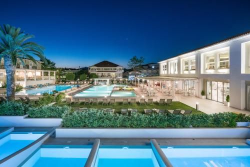 The swimming pool at or near Zante Park Resort & Spa BW Premier Collection