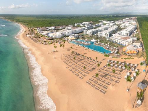 A bird's-eye view of Nickelodeon Hotels & Resorts Punta Cana - Gourmet All Inclusive by Karisma