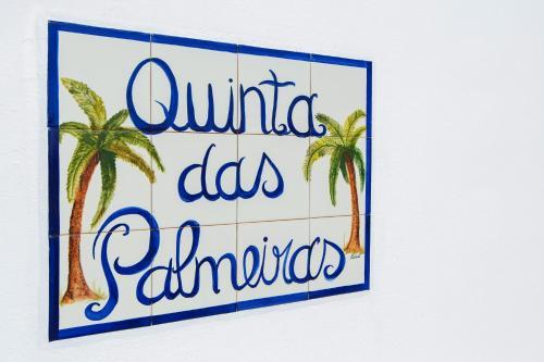 O logótipo ou símbolo da casa de férias
