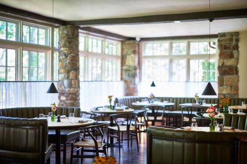 A restaurant or other place to eat at Troutbeck