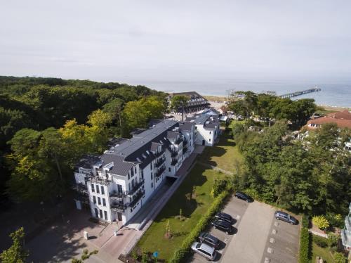 A bird's-eye view of AKZENT Apartmenthotel Residenz