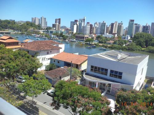 A bird's-eye view of Coral Inn