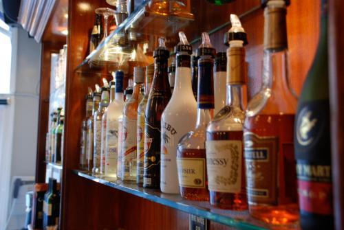 Drinks at Frisco Inn
