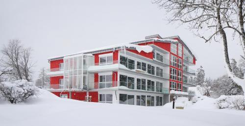 Schwarzwald Lodge Rothaus im Winter
