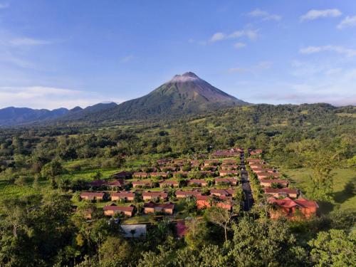 Hotel Arenal Springs Resort & Spa a vista de pájaro