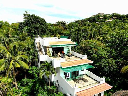 A bird's-eye view of Sulu Sea Boutique Hotel