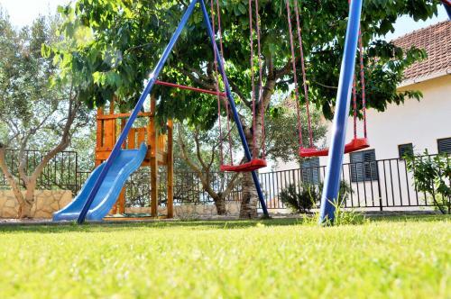 Children's play area at Apartments Mandaric
