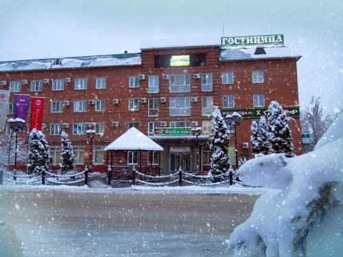 Hotel Borisoglebsk зимой