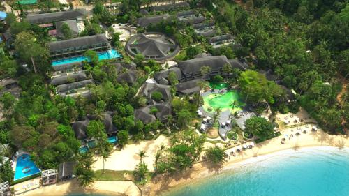 A bird's-eye view of Mercure Koh Chang Hideaway