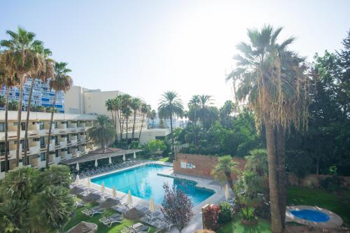 Uitzicht op het zwembad bij Royal Al-Andalus of in de buurt