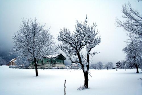 Agriturismo Florandonole during the winter