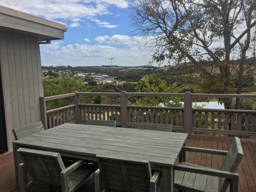 A balcony or terrace at Springvalley Views Torquay