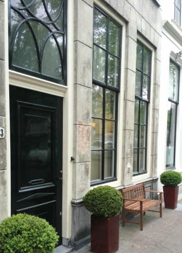 Façade ou entrée de l'établissement Het Goudsche Huys