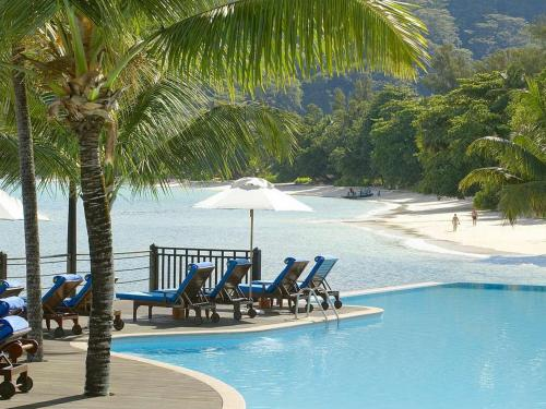 Swimmingpoolen hos eller tæt på Fisherman's Cove Resort