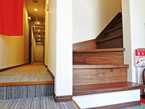 Rumah Bagus Asakusaにあるベッド