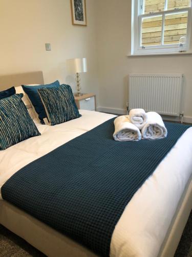 Portfolio Apartments - St Albans City Centre