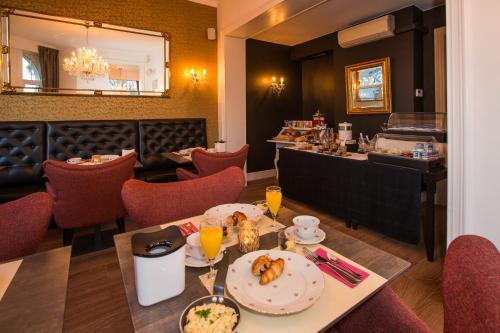 Restaurant ou autre lieu de restauration dans l'établissement Hotel Belle Dune (Adults Only)