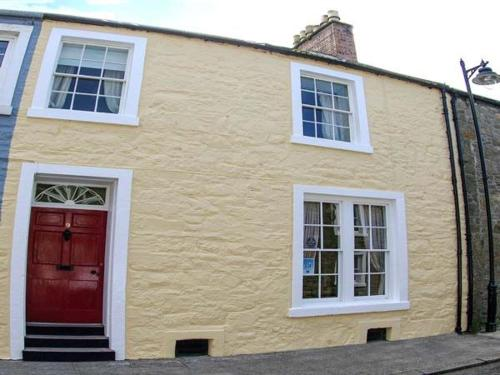 The Townhouse, Kirkcudbright