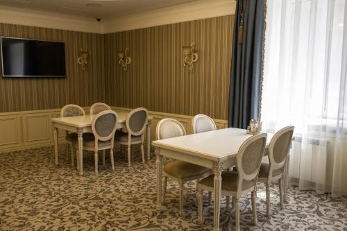 Ресторан / где поесть в Бизнес Клуб Отель Разумовский