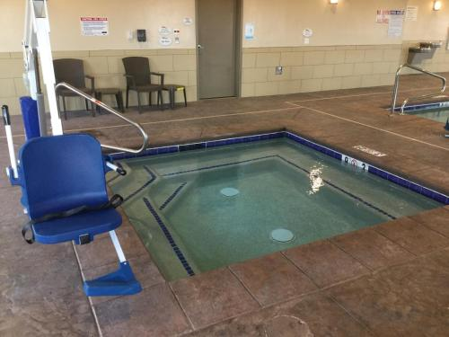 The swimming pool at or near Baymont by Wyndham Page Lake Powell