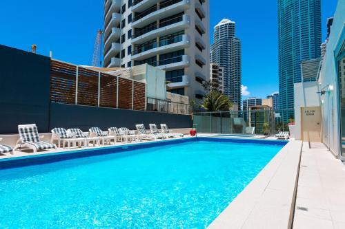 A piscina em ou perto de Beachcomber Resort - Official