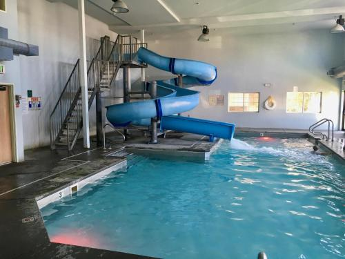 The swimming pool at or near Days Inn by Wyndham West Yellowstone