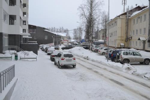 Квартира зимой