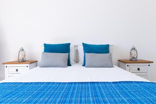 Uma cama ou camas num quarto em Dream Residence