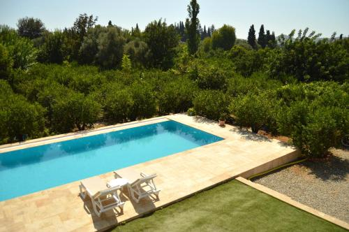 A view of the pool at Important Group | BD469 4+2 Private Pool Villa or nearby