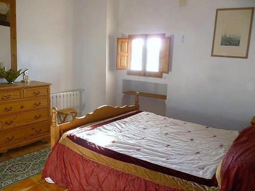 Cama o camas de una habitación en The Pink House