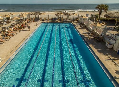 The swimming pool at or near Ponte Vedra Inn and Club