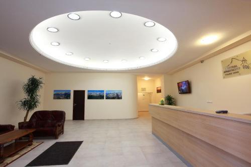 Lobby alebo recepcia v ubytovaní Central Apartmany