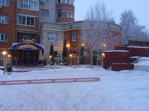 1000 i Odna Noch Inn зимой